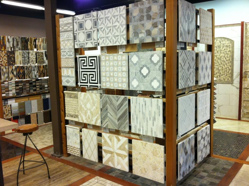 Intelligent Merchandising in the Floor Covering Showroom