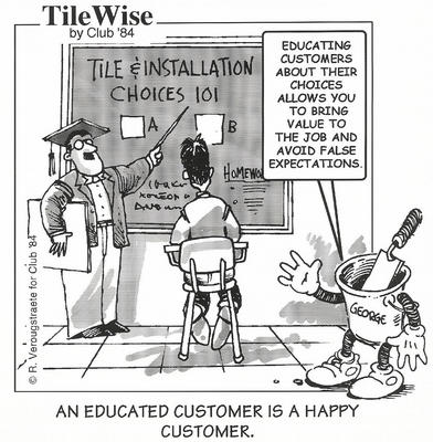 Educate Your Customers