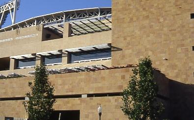 Sports Arena Exterior Veneer